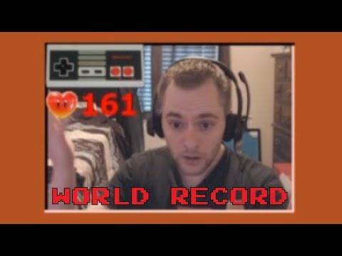 Speedrunner sets new Super Mario Bros. warpless record