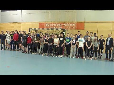 """HSV-Handball-Projekt """"Handball4School"""" soll Schülern den Sport näherbringen"""