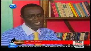 News : Uhuru's metamorphosis