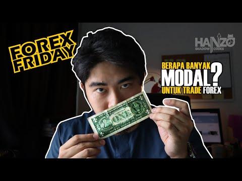 Modal untuk trader forex