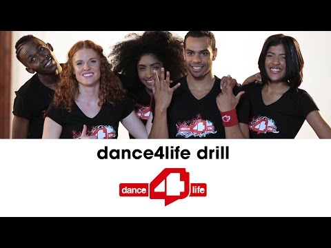 dance4life drill
