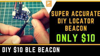 ultimate DIY FPV Drone BLE Bluetooth Locator // #HOWTO #DIY #BLE #BLUETOOTH #BEACON
