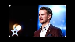 Маг-победитель 10 сезона Британской Минуты Славы Ричард Джонс - отборочный тур (2016)