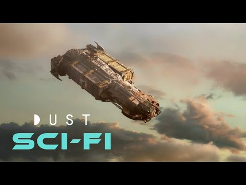 "Sci-Fi Short Film: ""The Shipment""   DUST"
