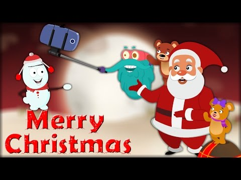 We Wish You A Merry Christmas | Christmas Songs for Kids | Christmas Song Collection | Peekaboo Kids