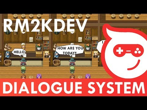Dialogue | Game Maker Studio 2