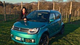 All New 2017 Suzuki Ignis Test Drive