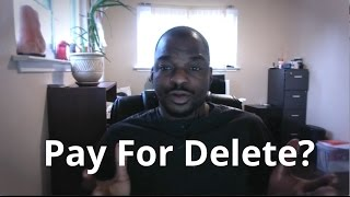 How to Remove Collections with Pay for Delete