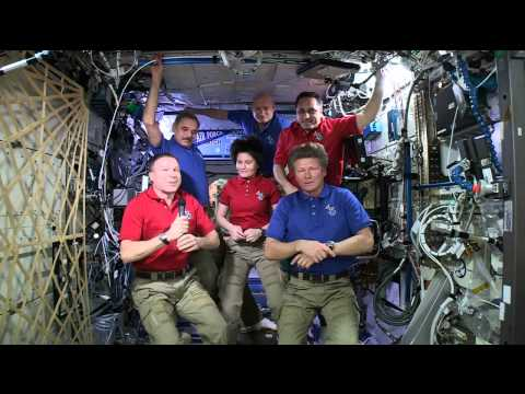 Space Station Live: Change of Command