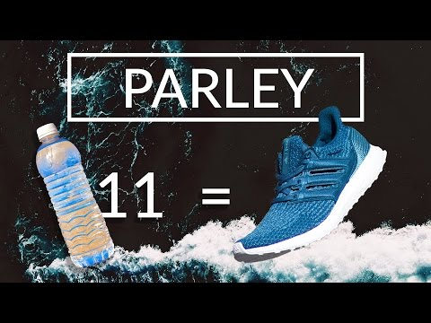 WHY THE PARLEY X ADIDAS ULTRA BOOST ARE AMAZING!