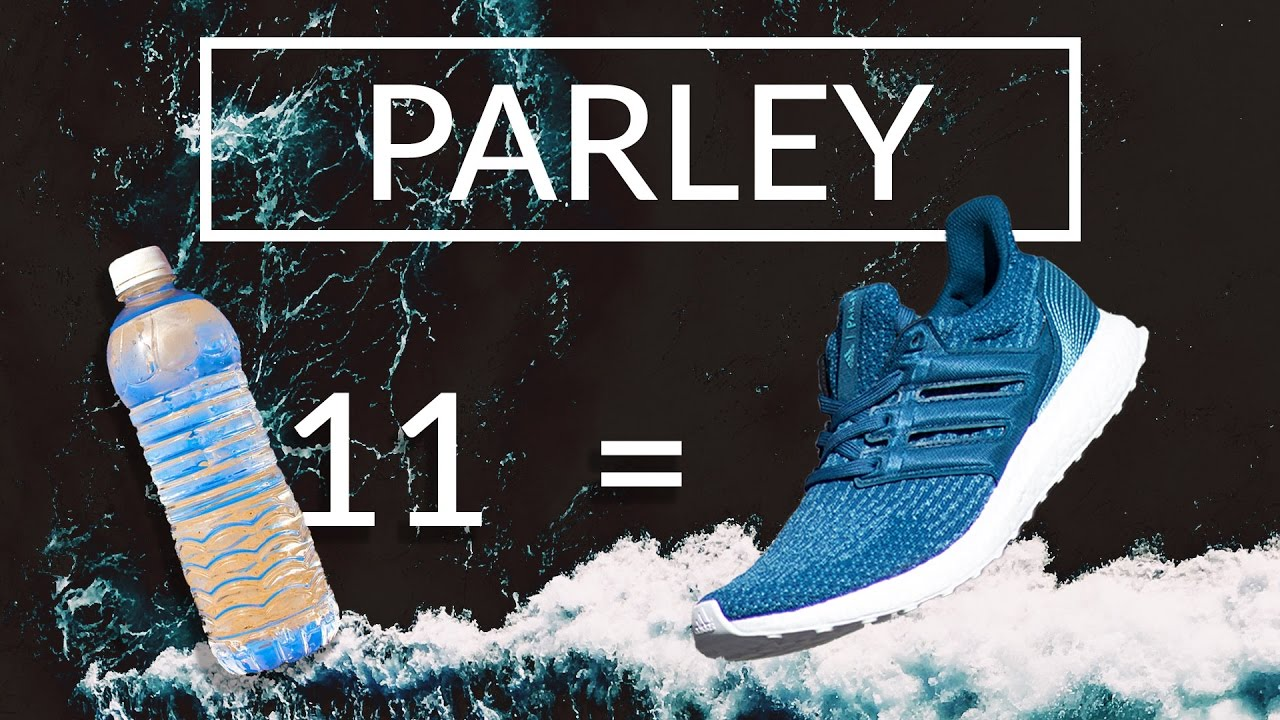 Why The Parley X Adidas Ultra Boost Are Amazing Youtube