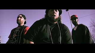 Bad Lungz - Don't Fold Ft. Phaze 1, Sham Pena (Official Music Video) (Dir. 100APieceProductions)