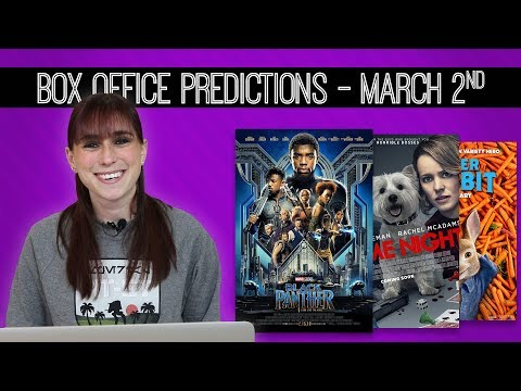 Black Panther Weekend Three Box Office Predictions