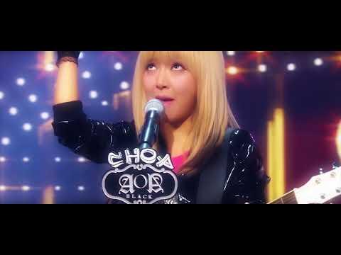 AOA BLACK _ MOYA (Stage Mix)