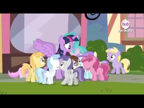 МайЛиттлПони — отрывок №1 из 15 эпизода 4 сезона