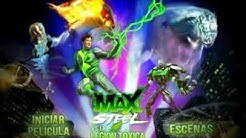 Max steel la legión toxica  (short soundtrack)