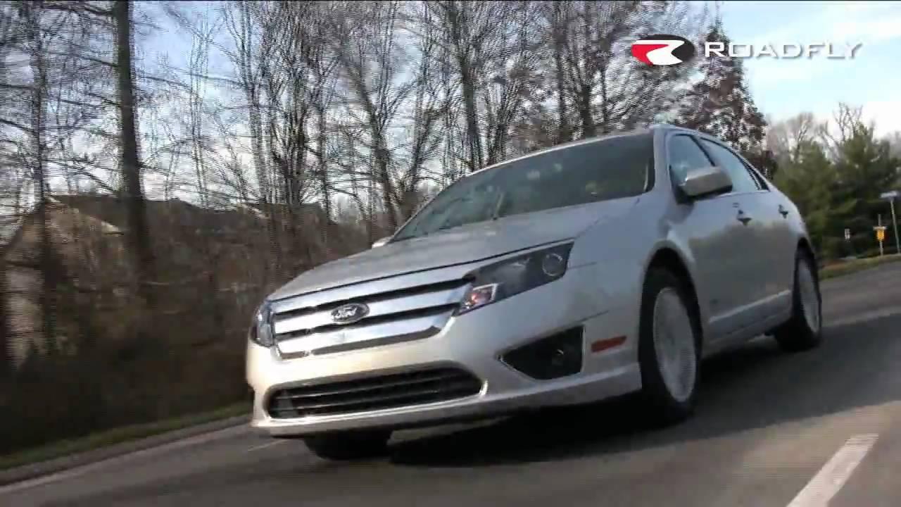 Roadfly com 2010 ford fusion hybrid youtube