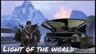God of War 4 - Light of the world- (Labors)