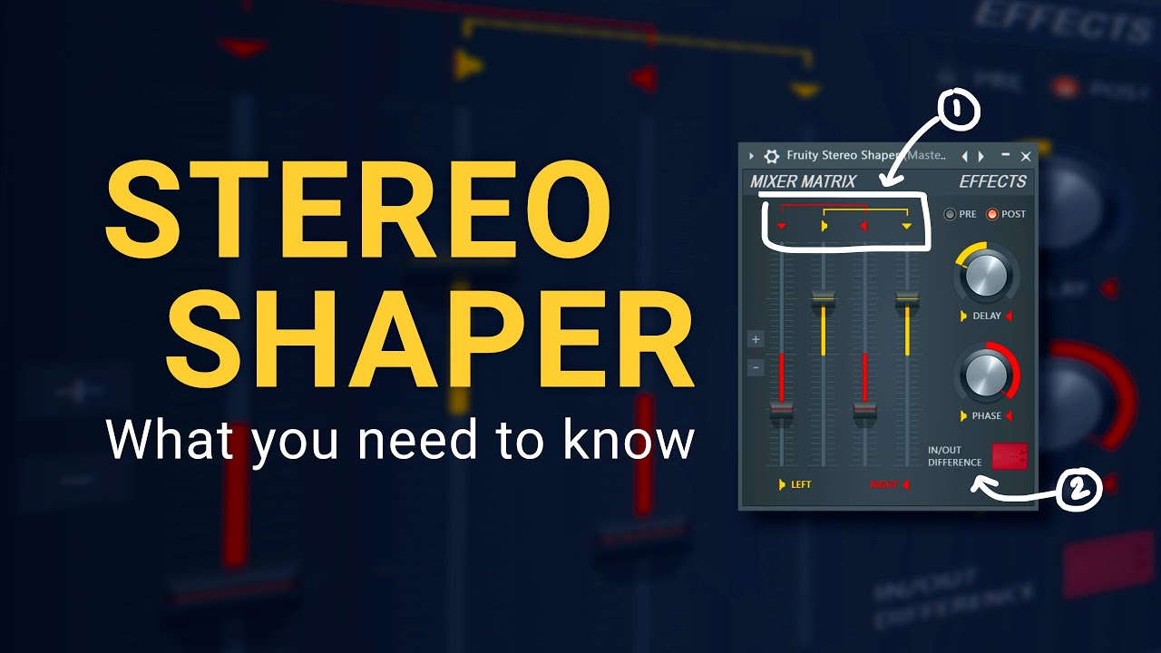 Stereo Shaper Tutorial - Everything You Need To Know