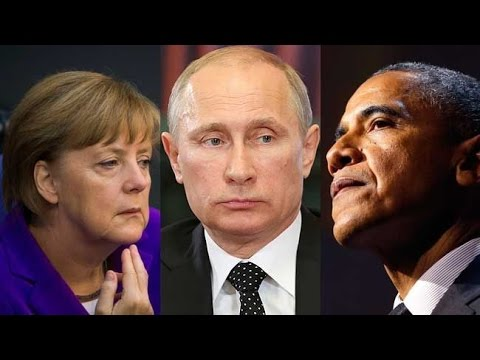NATO Nightmare: Russia-Germany Alliance