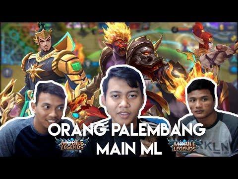 ORANG PALEMBANG MAIN ML | Mobile Legends Indonesia
