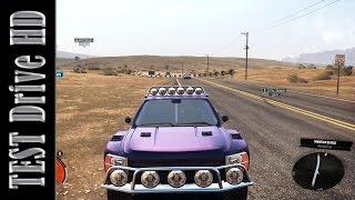 Chevrolet Silverado 1500 | Raid Spec - 2010 - The Crew - Test Drive Gameplay (PC HD) [1080p]