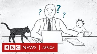 How can a Covid-19 pandemic end? - BBC Africa