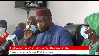 Sonko tacle sévèrement Macky Sall : « Tapète La, Boukkat La… »