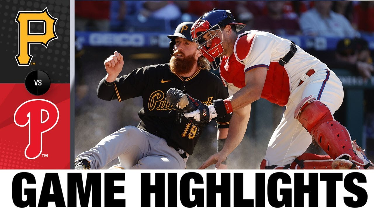 Download Pirates vs. Phillies Game Highlights (9/26/21) | MLB Highlights