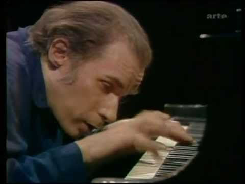 Glenn Gould-J.S. Bach-Partita No.4 D major-part 1 of 2 (HD)