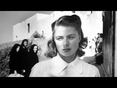 Ingrid Bergman and Roberto Rossellini's Journey: Insignificance