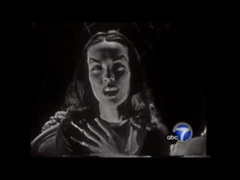 The Vampira Show KABC promo