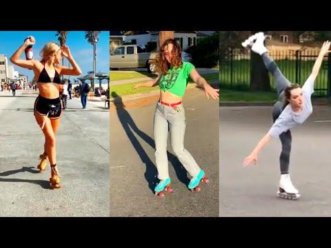 Best! Roller Skating Tiktok Compilation [Top Rollerskaters of 2020]