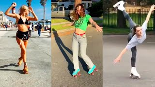 Best! Roller Skating Tiktok Compilation [Top Rollerskaters of 2020]