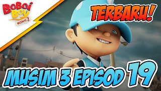 Video BoBoiBoy Episod 19: Kejutan BoBoiBoy Air download MP3, 3GP, MP4, WEBM, AVI, FLV Maret 2018