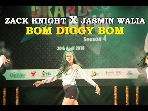 BOM DIGGY DIGGY   Zack Knight, Jasmin Walia   Sonu Ke Titu Ki Sweety   JIT MORE CHOREOGRAPHY