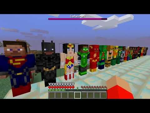 1 6 4 superheroes