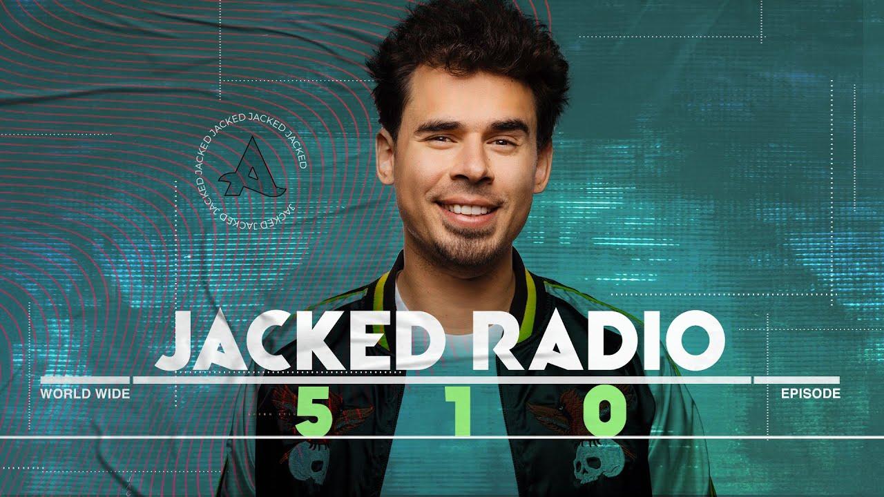 Jacked Radio #510 by Afrojack