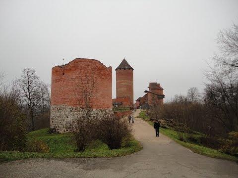 Turaida Castle, Sigulda, Latvia 2013.g. (Turaidas pils, Турайдский замок)