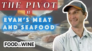 Restaurant Food Supplier Switches Strategy During The Coronavirus Outbreak | The Pivot
