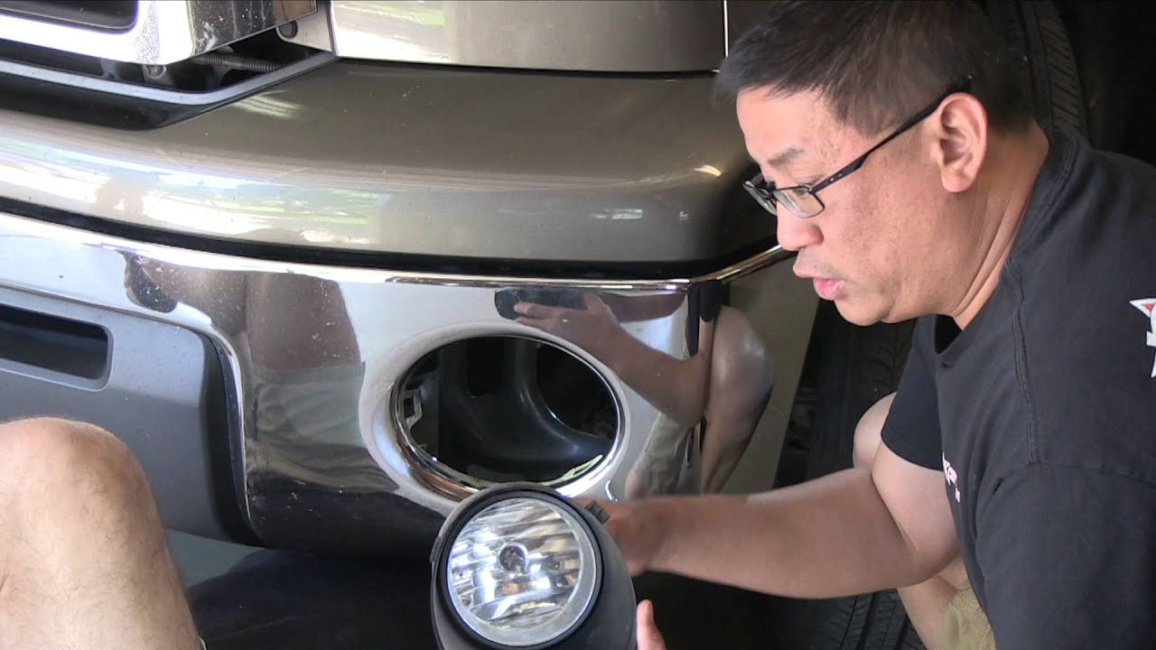 Rigid Industries Sae D Series Fog Light Install Youtube