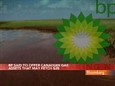 BP Said to Seek Buyers for Canadian Gas Assets