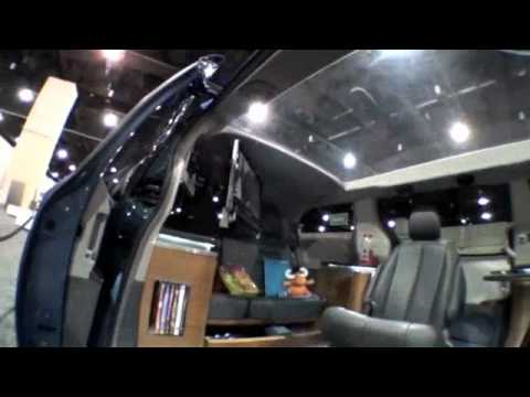 Great 2011 Toyota Swagger Wagon Sienna Van