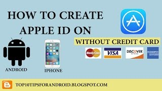 How to Create Apple id on iphone or android  without Credit card in urdu | Learn 4 Knowledge |