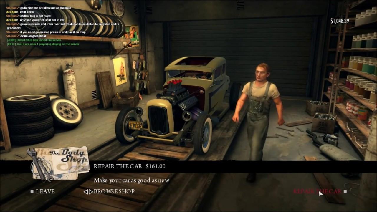 Mafia 2 multiplayer