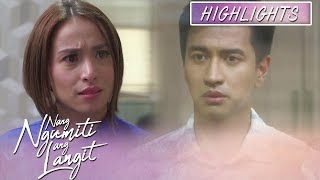 Katrina is hurt when Michael told the truth | Nang Ngumiti Ang Langit (With Eng Subs)