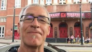 Robert Scovill Mudcrutch Tour Video Blog  Day 8 Atlanta Tabernacle