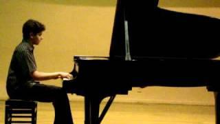 Johann S. Bach - Sinfonia nr. 11 in G-moll