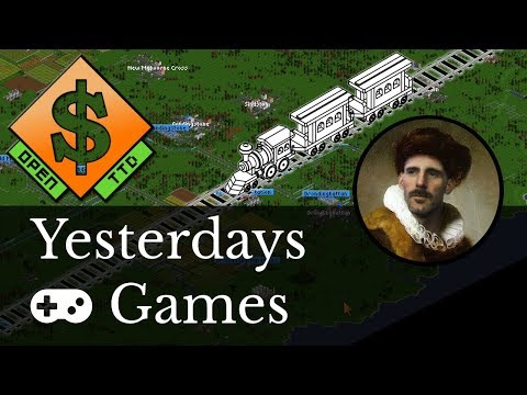 OpenTTD || Let's Play - Some Passenger Lines - EP02