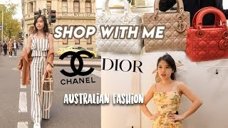 SHOPPING DI MELBOURNE! Luxury, Lokal Brand Australi, Nonton Harry Potter Play 😍